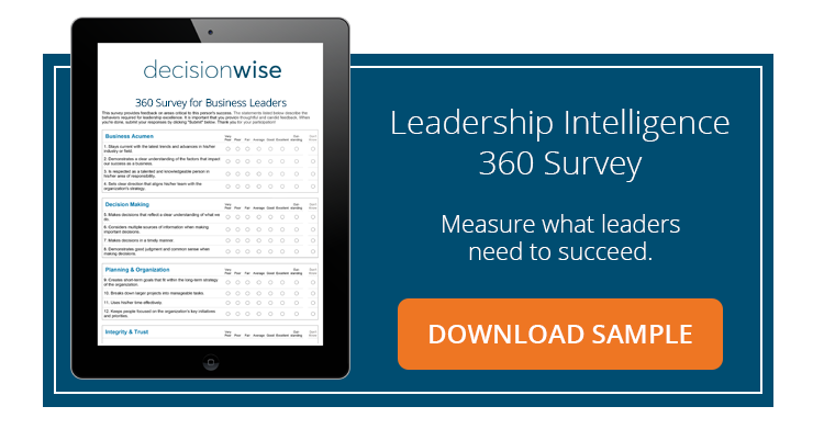 360-Degree Feedback Survey Download