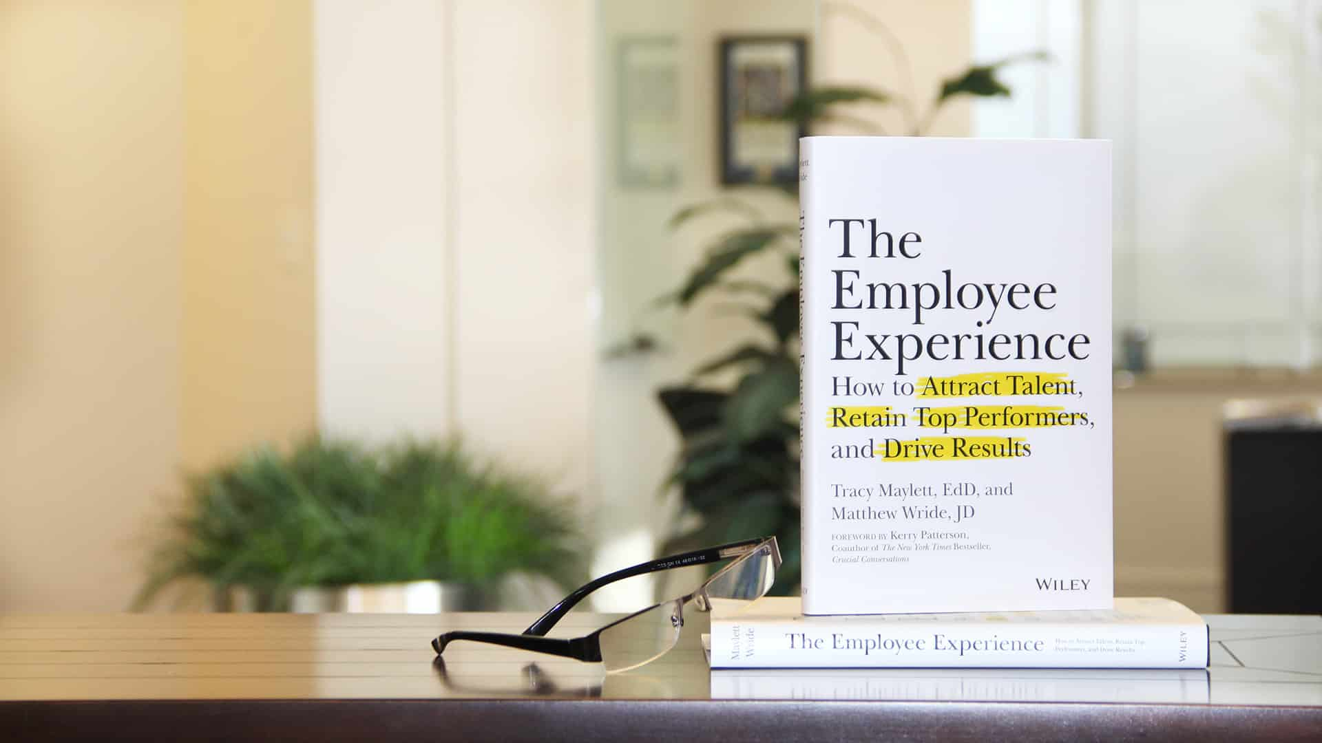 The Employee Experience Book